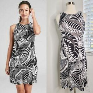 •ATHLETA• Santorini Dress In Zuma Print M.